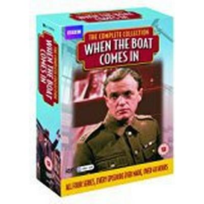 When The Boat Comes In - Complete [DVD]